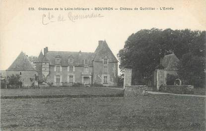 """CPA FRANCE 44 """"Bouvron, château de Quéhillac"""""""