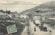 """06 Alpe Maritime / CPA FRANCE 06 """"La Turbie, promenade Saint Bernard"""""""