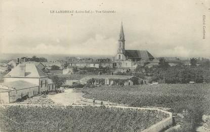 """CPA FRANCE 44 """"Le Landreau, vue générale"""""""