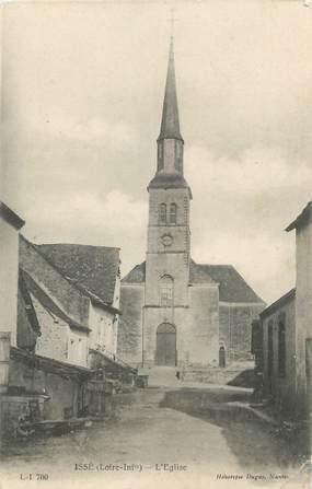 """CPA FRANCE 44 """"Issé, l'église"""""""