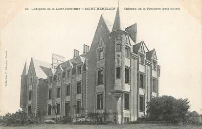 """CPA FRANCE 44 """"Saint Herblain, château de la Patisière """""""