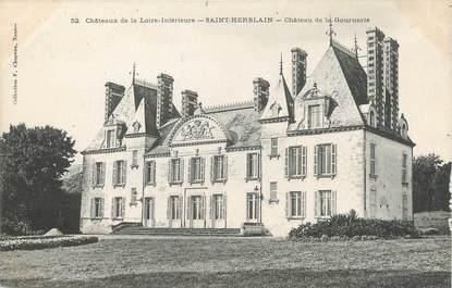 """CPA FRANCE 44 """"Saint Herblain, château de la Gournerie """""""