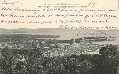 "CPA MARTINIQUE ""Fort de France"""