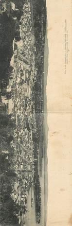 "CPA PANORAMIQUE MARTINIQUE ""Fort de France"""