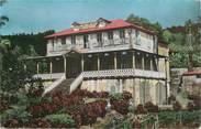 "Guadeloupe CPSM GUADELOUPE ""Gourbeyre, Hotel de Dolé les Bains"""