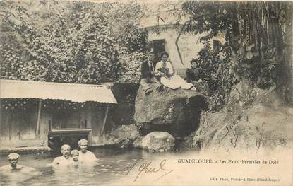 "CPA GUADELOUPE ""les Eaux Thermales"""