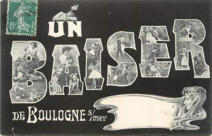 "CPA FRANCE 62 ""Boulogne sur Mer"""