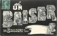 "62 Pa De Calai CPA FRANCE 62 ""Boulogne sur Mer"""