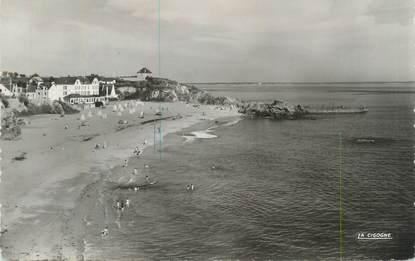 """CPSM FRANCE 44 """"Saint Marc, la plage"""""""