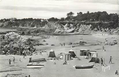 """CPSM FRANCE 44 """"Saint Marc sur Mer, la plage et la côte"""""""