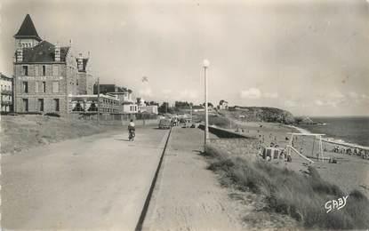 """CPSM FRANCE 44 """"Sainte Marguerite, l'hôtel et la plage"""""""