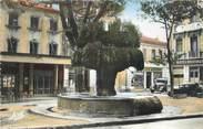 """13 Bouch Du Rhone CPSM FRANCE 13 """"Salon de Provence, la grande fontaine"""""""