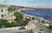 """13 Bouch Du Rhone CPSM FRANCE 13 """"La Ciotat, la plage et les hôtels"""" / CITROEN"""