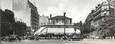 """CPSM PANORAMIQUE FRANCE 75016 """"Paris, tabac brasserie Le Flandrin"""""""