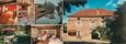 """CPSM LIVRET FRANCE 21 """"Bligny sur Ouche, hostellerie des 3 faisans"""""""