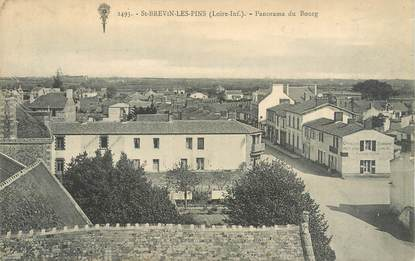 "CPA FRANCE 44 ""Saint Brévin les Pins, panorama du Bourg"""