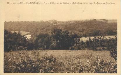 """CPA FRANCE 44 """"La Haie Fouassière, village de la Petière"""""""