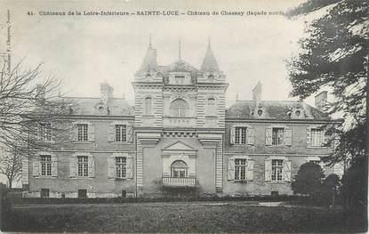 """CPA FRANCE 44 """"Sainte Luce, château de Chassay"""""""