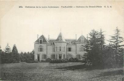 "CPA FRANCE 44 ""Varades, château du Grand Patis"""