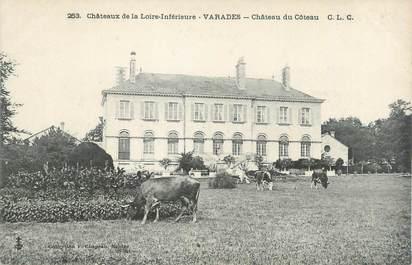 "CPA FRANCE 44 ""Varades, château du coteau"""