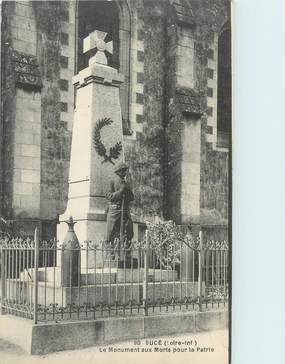 """CPA FRANCE 44 """"Sucé, le monument aux morts"""""""