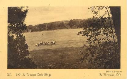 """CPA FRANCE 62 """"Le Touquet - Paris Plage, le nouveau polo"""""""