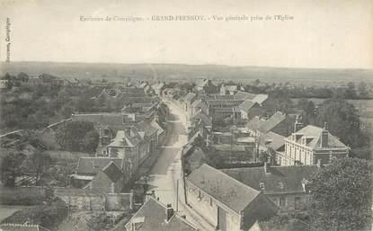 """CPA FRANCE 60 """"Grand Fresnoy, vue générale"""""""