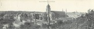 """49 Maine Et Loire CPA PANORAMIQUE FRANCE 49 """"Abbaye de Fontevrault, vue d'ensemble"""""""