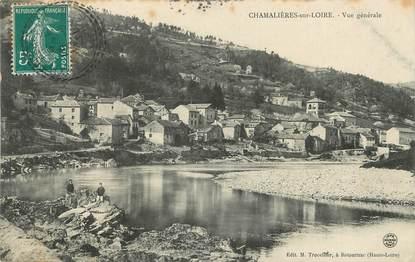 """/ CPA FRANCE 43 """"Chamalières sur Loire, vue générale"""""""