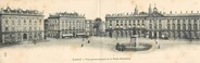 "54 Meurthe Et Moselle CPA PANORAMIQUE FRANCE 54 ""Nancy, vue panoramique de la place Stanislas"""
