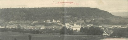 """CPA PANORAMIQUE FRANCE 54 """"Vue panoramique prise sous le Bois de Vaudémont"""""""
