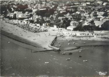 """CPSM FRANCE 44 """"La Bernerie en Retz, la plage"""""""