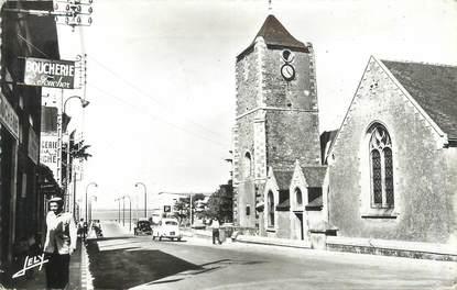 """CPSM FRANCE 44 """"Saint Brevin les Pins et l'Océan, avenue de la plage"""""""
