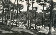 """44 Loire Atlantique CPSM FRANCE 44 """"Saint Brevin, camping en forêt du Pointeau"""""""