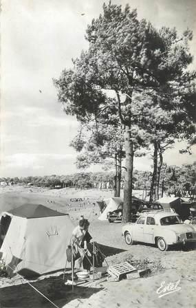 "CPSM FRANCE 44 ""Saint Brevin, terrain de camping"""