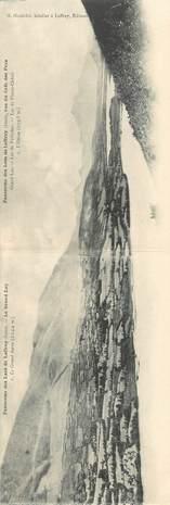 """CPA PANORAMIQUE FRANCE 38 """"Lacs de Laffrey"""""""