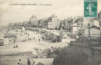 """CPA FRANCE 14 """"Saint Aubin sur Mer, vue générale """""""