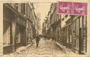 "02 Aisne CPA FRANCE 02 ""Laon, la rue Chatelaine"""