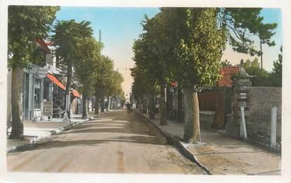 "CPSM FRANCE 14 ""Ouistreham Riva Bella, avenue de la mer"""