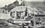 """14 Calvado CPSM FRANCE 14 """"Saint Aubin sur Mer """""""