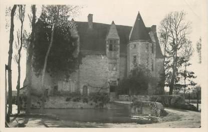 """CPSM FRANCE 72 """"Saint Ouen en Belin, château de la Poissonnière"""""""