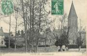 "72 Sarthe CPA FRANCE 72 ""Eglise de Coulombiers"""