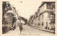 "72 Sarthe CPA FRANCE 72 ""Bonnetable, rue nationale"""