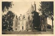 "72 Sarthe CPA FRANCE 72 ""Marigné, château de Ronceray"""