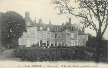 """CPA FRANCE 72 """"Maresché, la Bussonnière"""""""