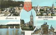 """72 Sarthe CPSM FRANCE 72 """"Sillé le Guillaume"""""""