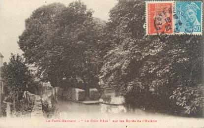 "CPA FRANCE 72 ""La Ferté Bernard, le coin rêvé"""