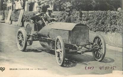 CPA AUTOMOBILE / MERCEDES