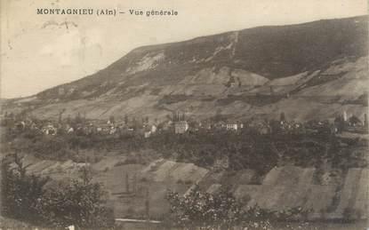 """CPA FRANCE 01 """"Montagnieu, vue générale """""""