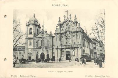 CPA PANORAMIQUE PORTUGAL